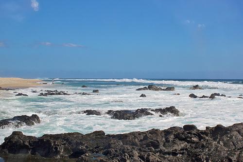 Surf Spot des Aigrettes